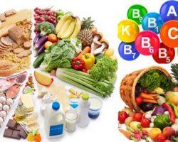 Vitaminlerin yaşamımızdaki yeri