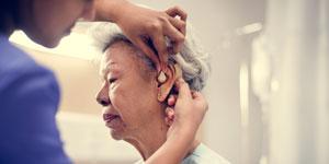 yaşlılarda işitme kaybı