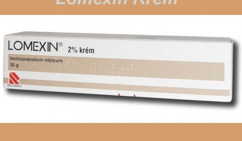 Lomexin Krem