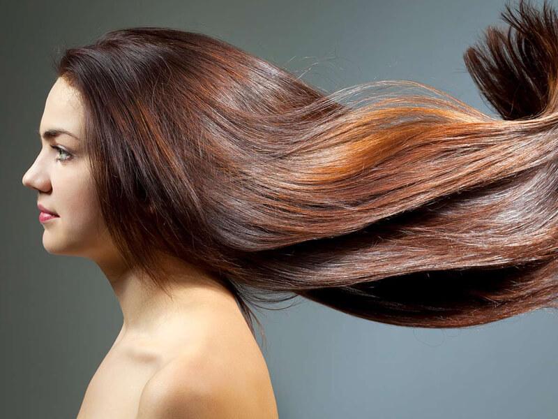 Saçlar Üzerinde Saç Bakım Kremi Etkileri