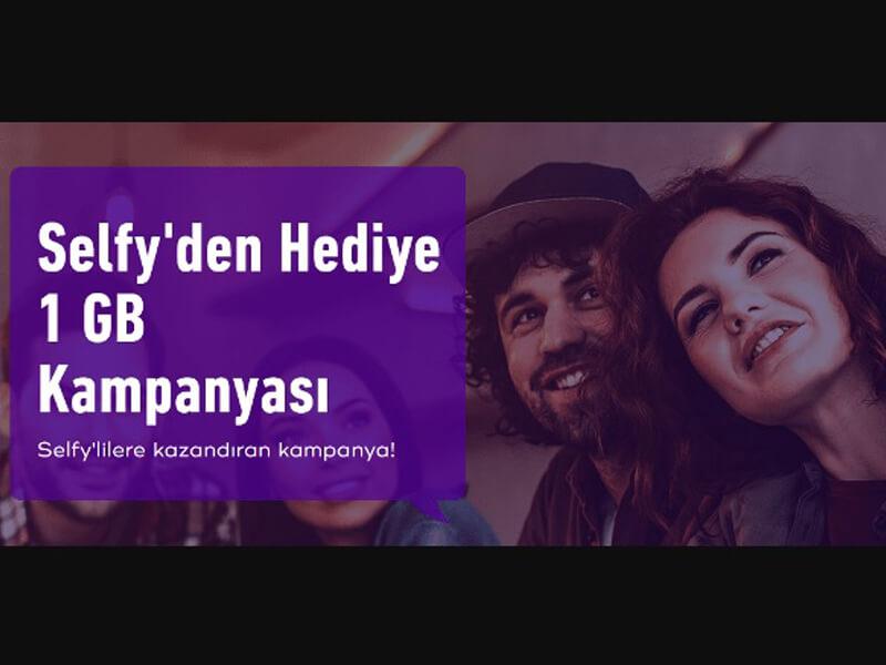 Türk Telekom Selfy Bedava İnternet Yapma 2021