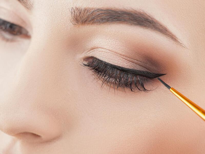 Yeni Başlayanlar İçin Eyeliner Nasıl Sürülür?